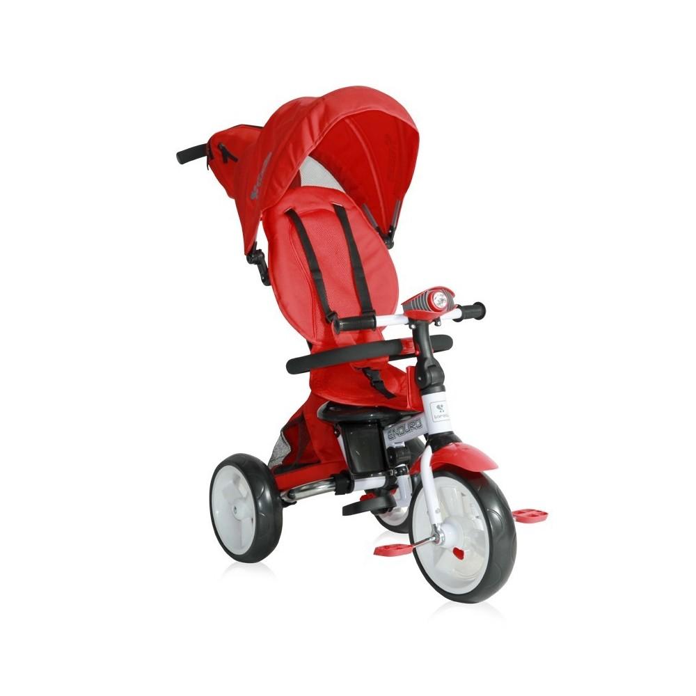 Τρίκυκλο Ποδήλατο ENDURO Red