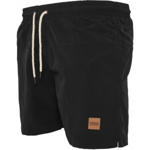 SWIMSHORT BLOCK BLACK