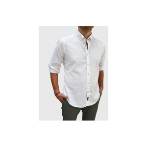 Men's Oxford shirt  Q607-MS
