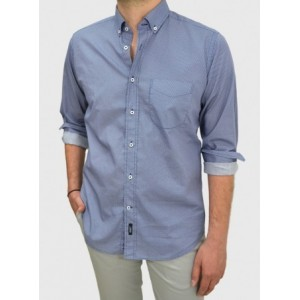Men's Patterned button down Q668-MS