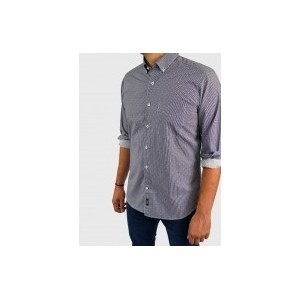 Men's Striped regular fit Q640-MS
