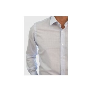 Men's Slim fit business shirt Q634-MB