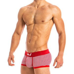 Men's boxer red MV 10821_red / S18