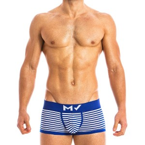 Men's boxer blue MV 10821_blue / S18