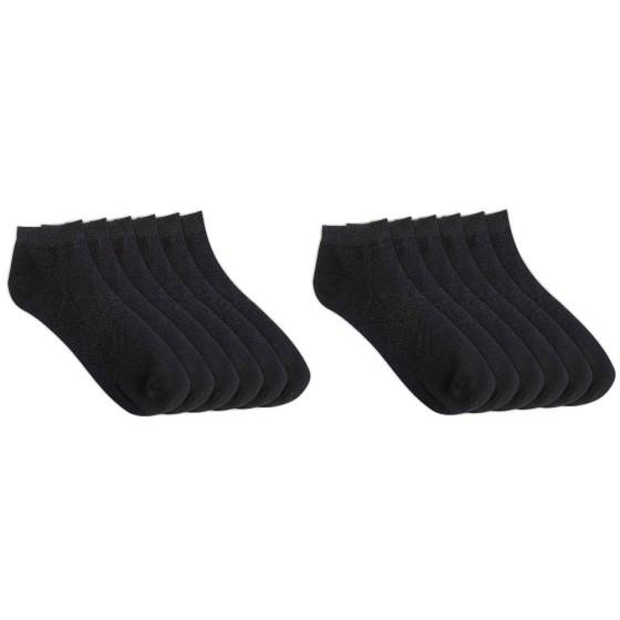 12 ζεύγη ανδρικές κάλτσες βαμβακερές κοντές