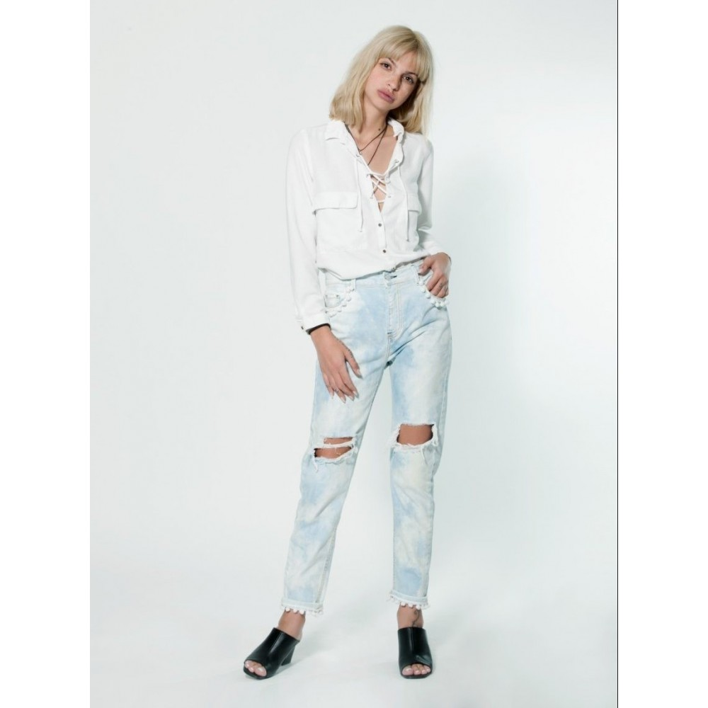 Women  Jeans  Mom 400