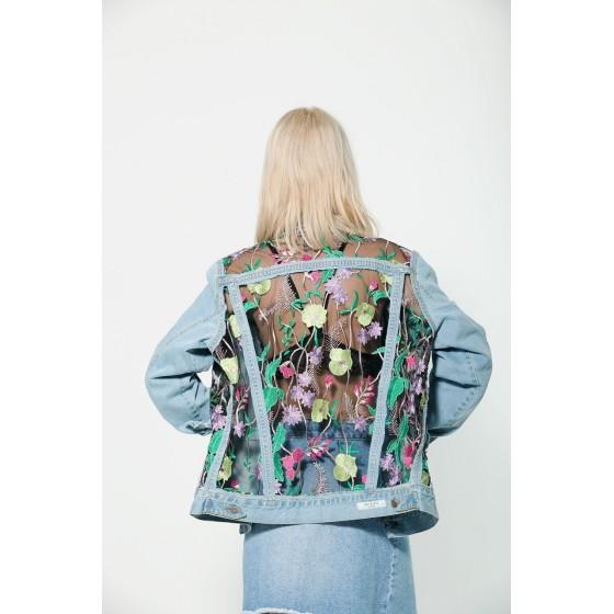 Women's Jeans Jacket Yokohama 901