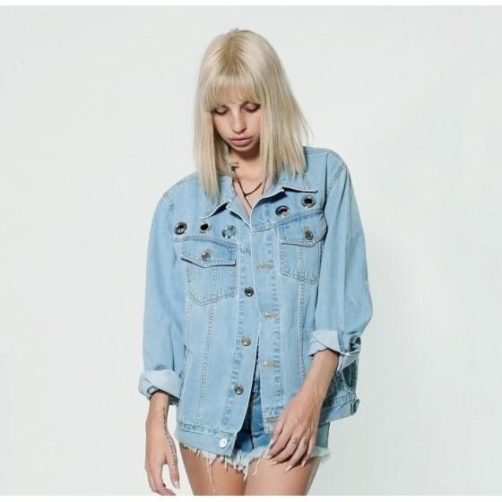 Women's Jeans Jacket  Yokohama 902
