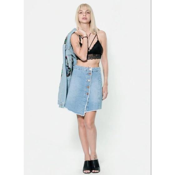 Women's Jeans Skirt JE801