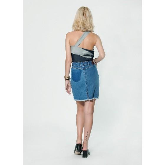 Women's Jeans Skirt JE 802