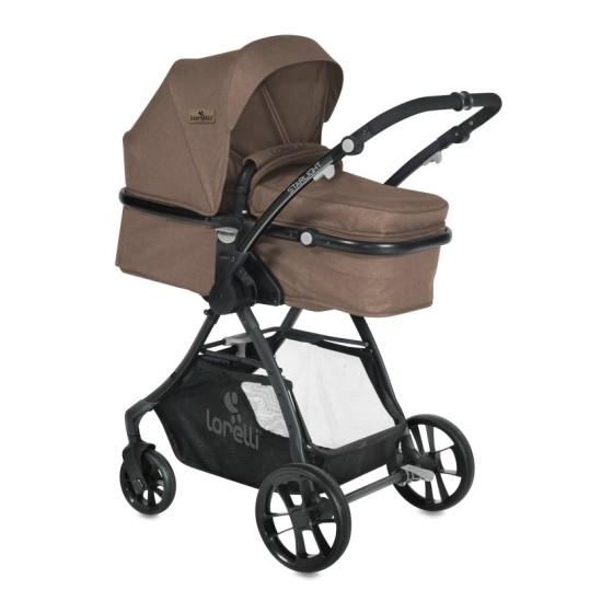 Baby Stroller  STARLIGHT SET 3 σε 1 Beige
