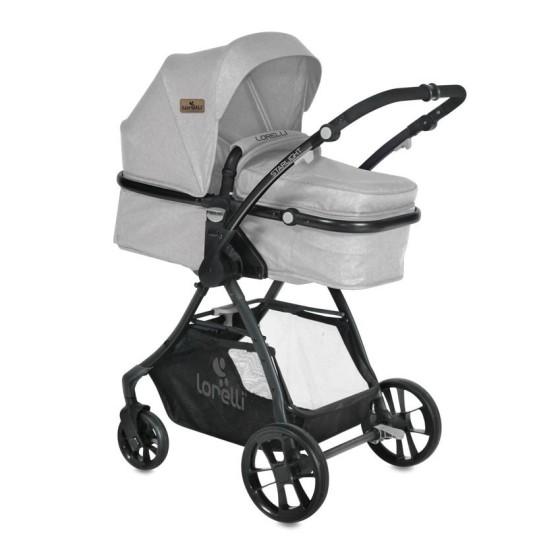 Baby Stroller  STARLIGHT SET 3 Grey