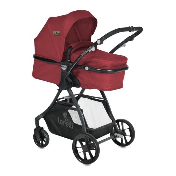 Baby Stroller  STARLIGHT SET 3 Red