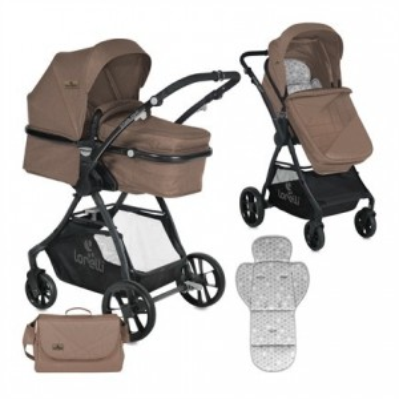 Baby Stroller STARLIGHT SET 2 in 1 Beige