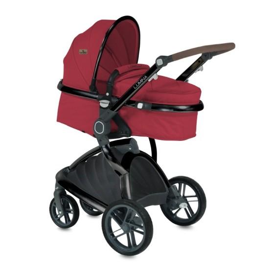 Baby Stroller  LUMINA 3 in 1 Red
