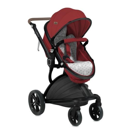 Baby Stroller  LUMINA  2 in 1 Red