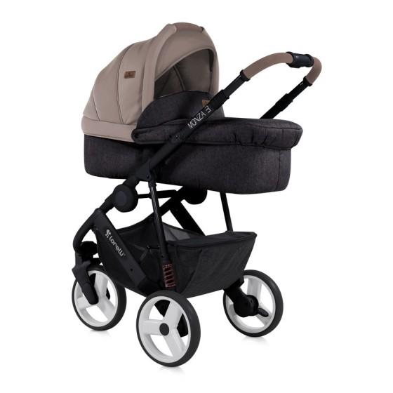 Baby Stroller  MONZA 2in1 Beige