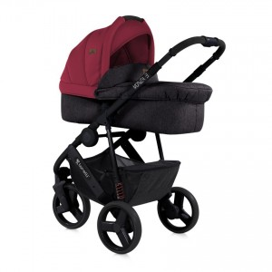 Baby Stroller  MONZA 2 in1 Red