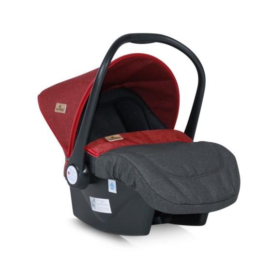 Baby Stroller   MONZA 3 in1 Red