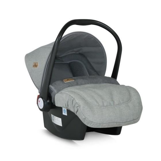 Baby Stroller   MONZA 3 in1 Grey