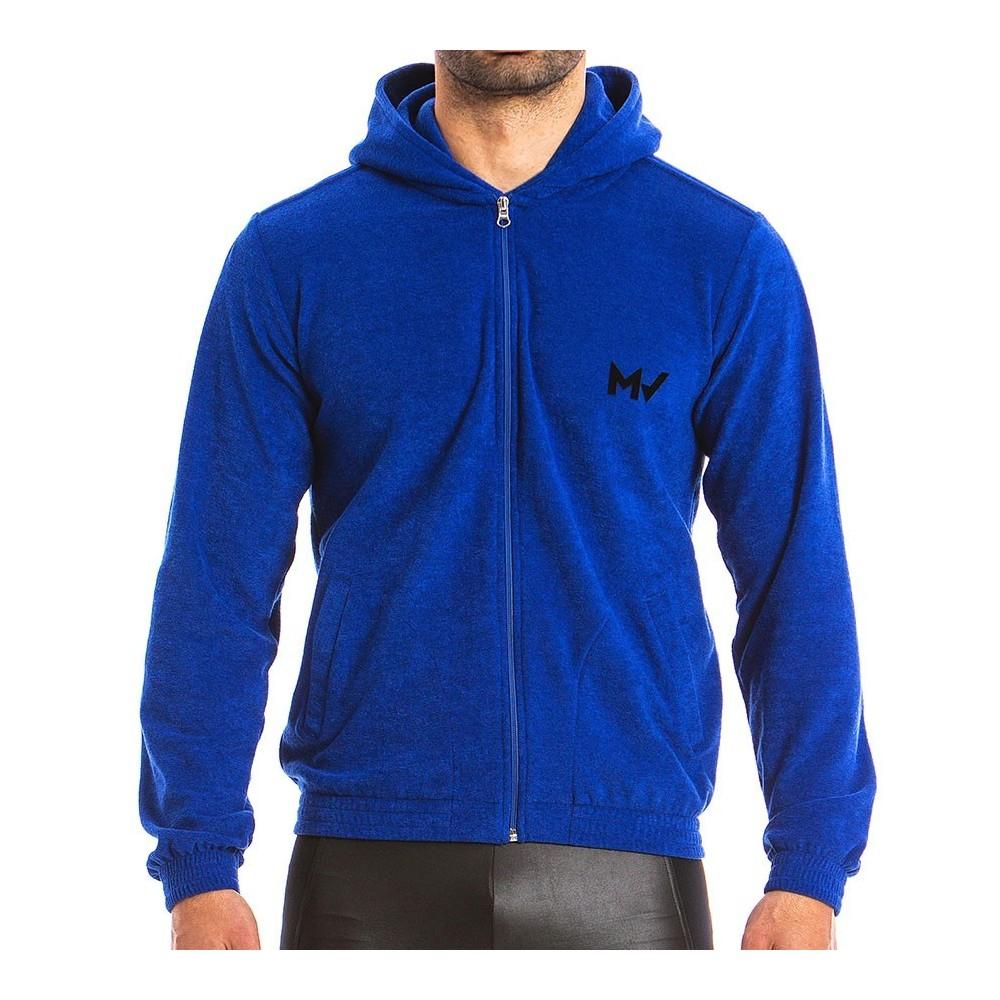 Men's Hoodie 12851_blue
