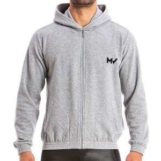 Men's Hoodie 12851_grey