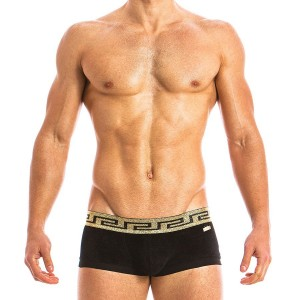 GREEK LUX BOXER BLACK 13821_black