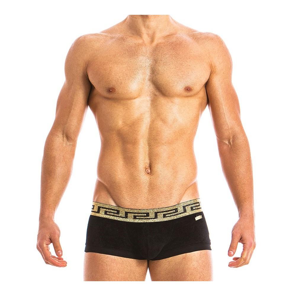 Ανδρικό boxer μαύρο 13821_black
