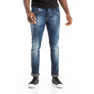 Mens  HANZ-DUS JEANS SLIM FIT