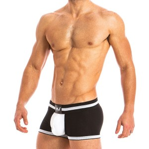 MEN'S BOXER WHITE 16822_white