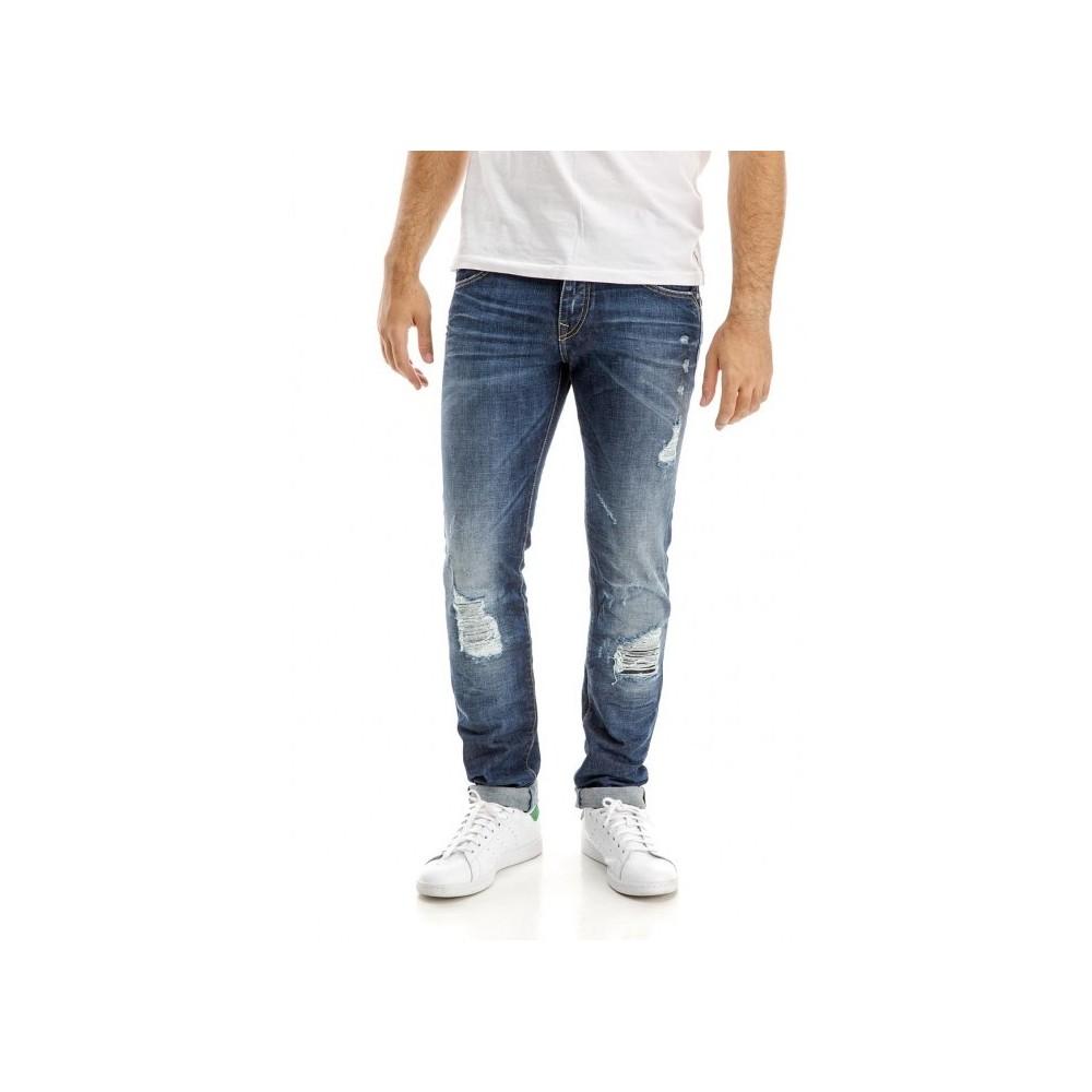 a0fc66eb016 Men's clothes Fashion.gr  Men's Jeans  Jeans regular slim fit