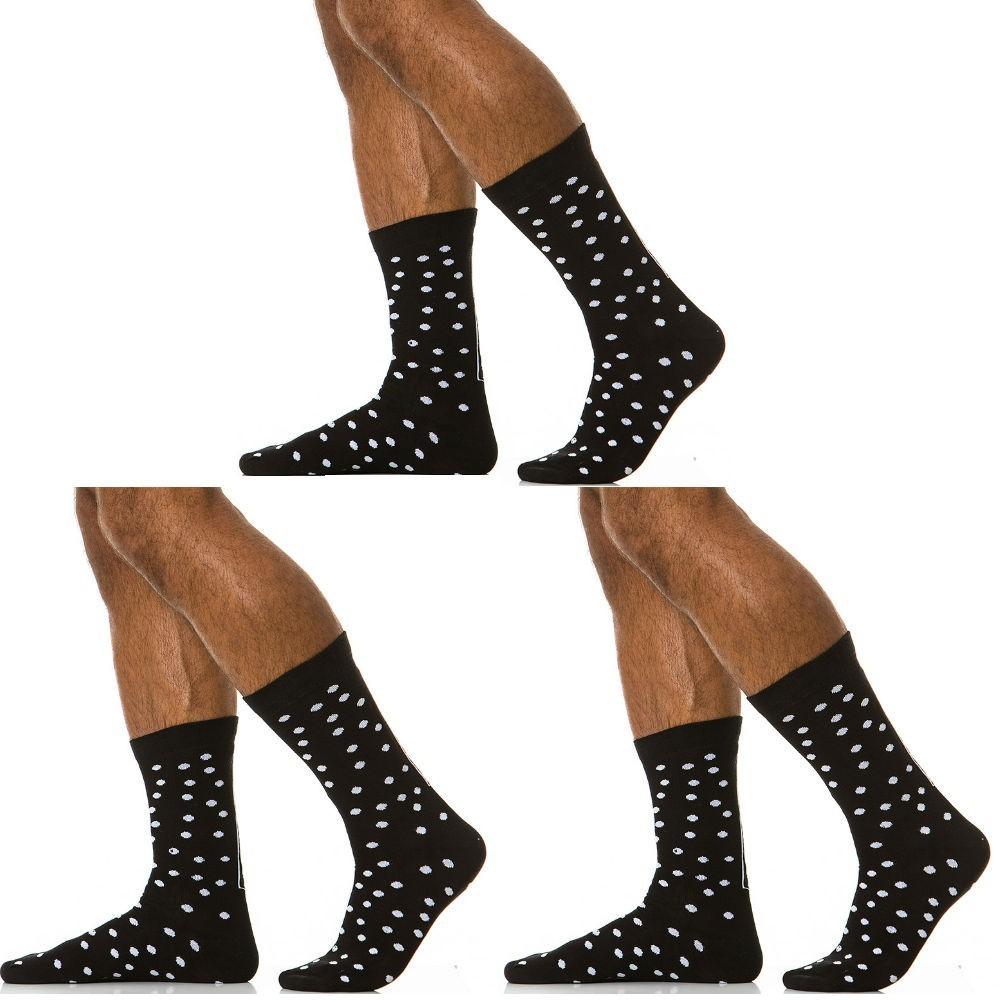 Ανδρικές αθλητικές κάλτσες βαμβακερές μαύρες