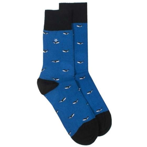 Κάλτσα ανδρική κατασκευασμένη από υψηλής ποιότητας βαμβάκι. 94f97d99e10
