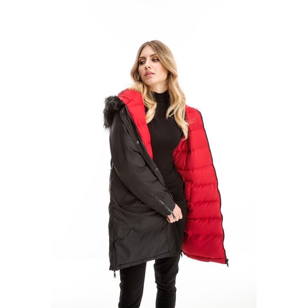 781ac052957a Γυναικεία Μπουφάν Fashion.gr