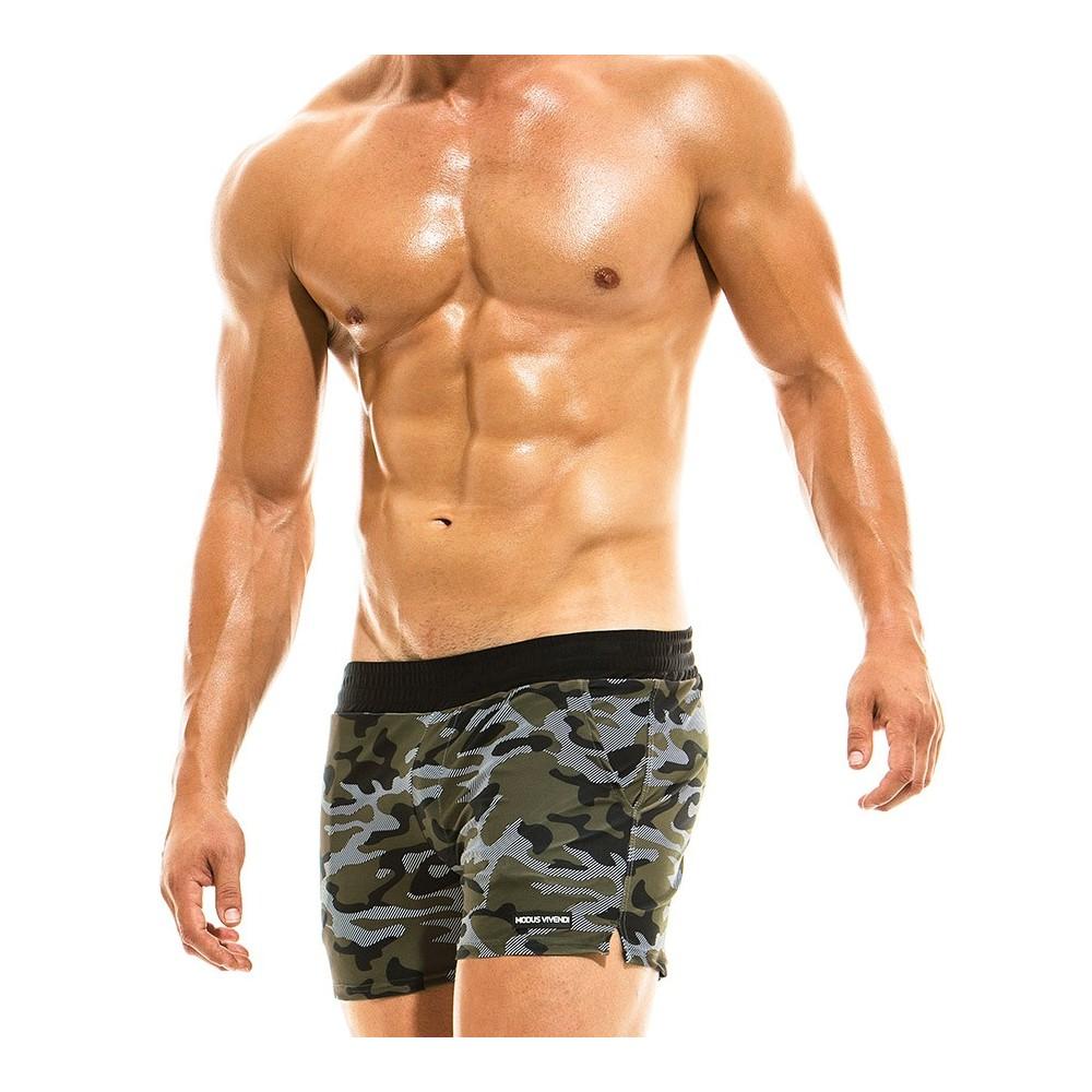 006fdcffa56 Ανδρικά Μαγιό - Fashion.gr   Ανδρικό μαγιό σόρτς slim fit - ملابس رجالية
