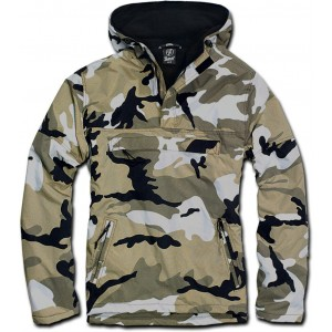 WINDBREAKER WOODLAND