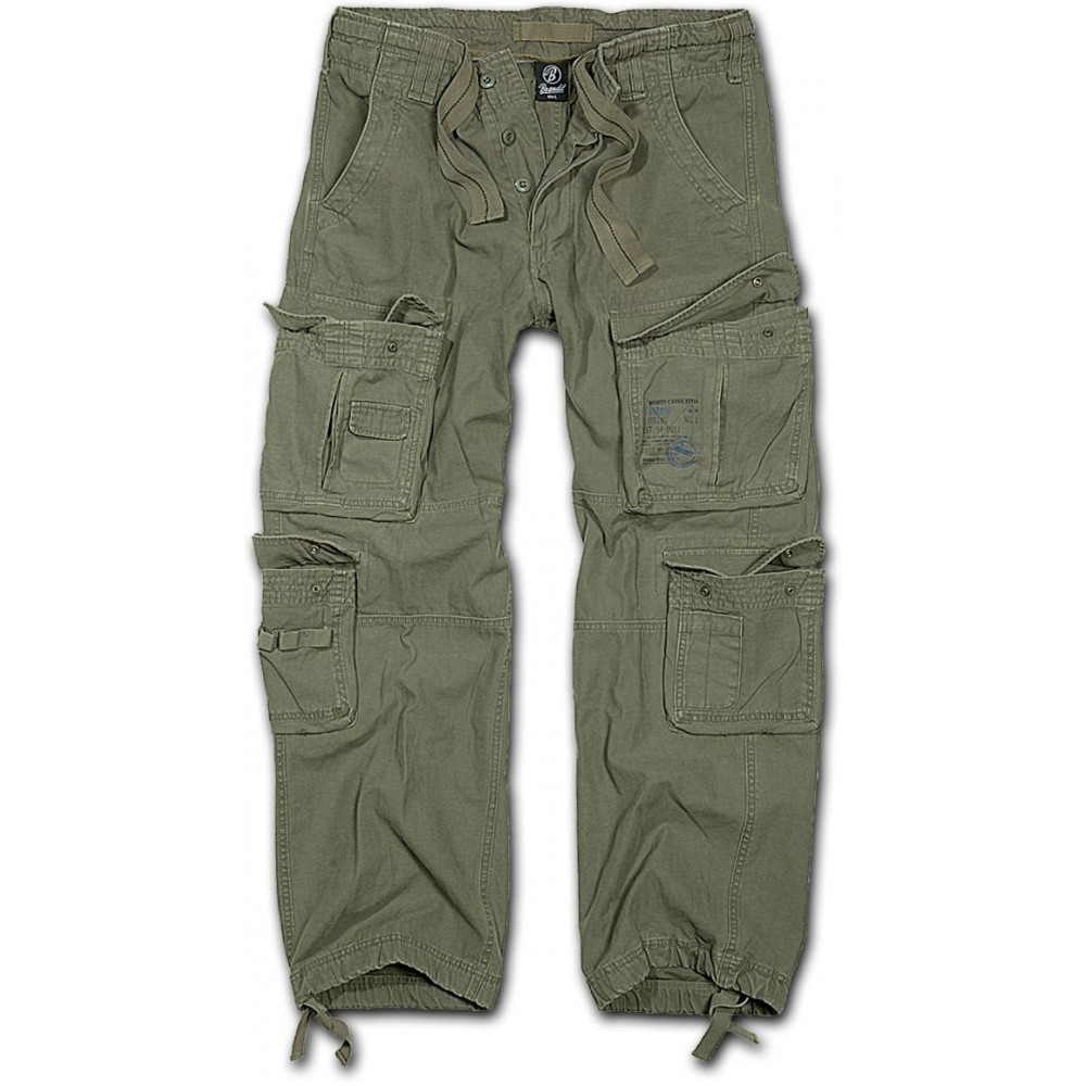 PANT PURE OLIVE