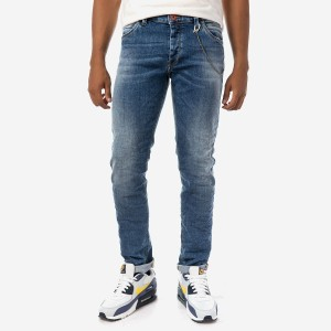 20017-205-36-BLUE ΑΝΔΡΙΚΟ JEAN BROKERS REGULAR FIT