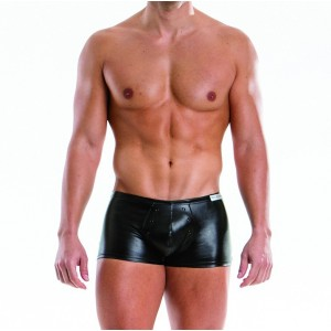 leather boxer