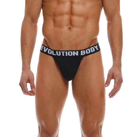Αθλητικό Εσώρουχο Evolution Body Μαύρο 7003