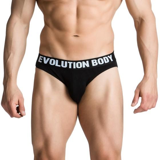 Σλιπάκι Evolution Body Μαύρο 7004