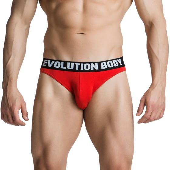 Σλιπάκι Evolution Body Κόκκινο 7008