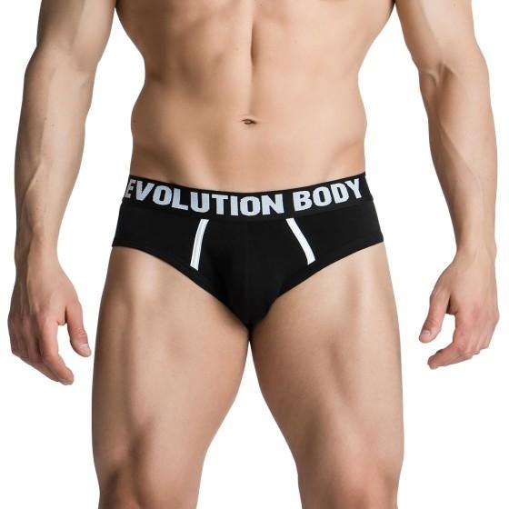 Αθλητικό Εσώρουχο Evolution Body Μαύρο 7009
