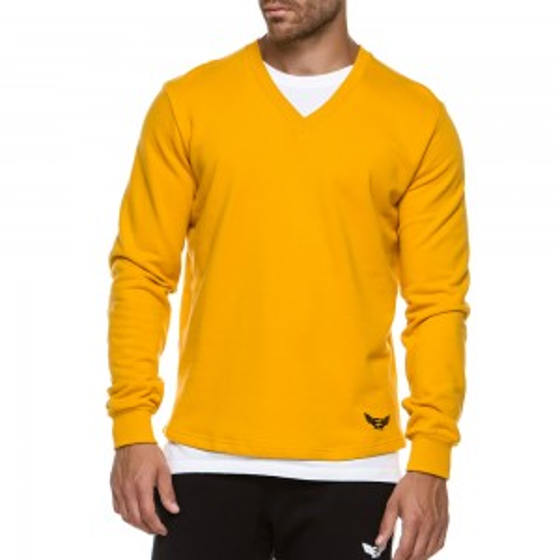 Μακρυμάνικη Μπλούζα Evolution Body Κίτρινη 2184