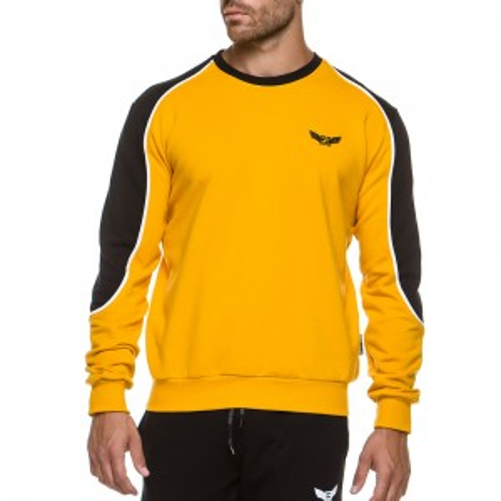 Μακρυμάνικη Μπλούζα Evolution Body Κίτρινη 2180