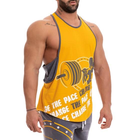 Τιραντάκι Evolution Body Κίτρινο 2245yellow