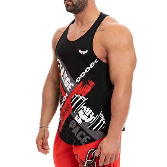 Τιραντάκι Evolution Body Μαύρο 2248