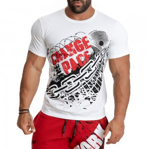 T-shirt Evolution Body Λευκό 2276W
