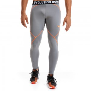 EVO-FIT Κολάν  Evolution Body Γκρι 2291