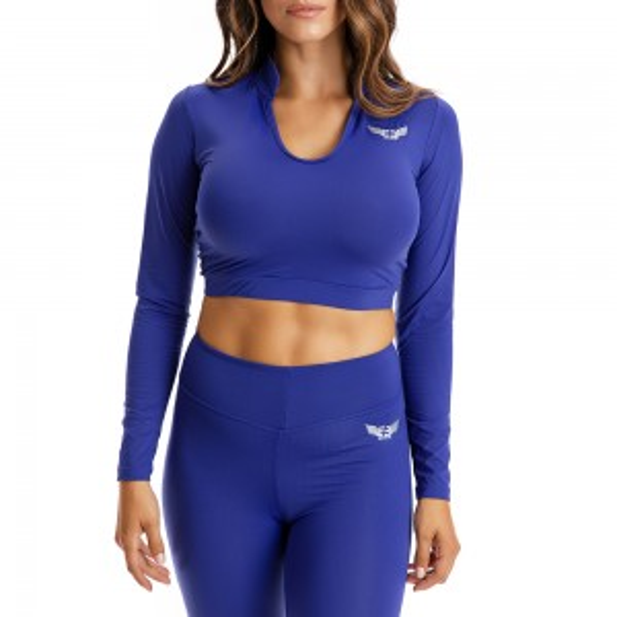 EVO-FIT Μπλούζα Evolution Body Μπλε 2312BLUE